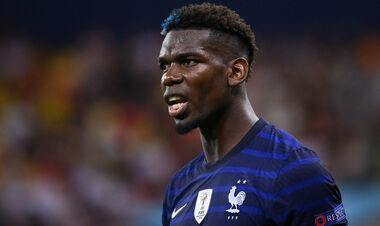 Погба отказался продлевать контракт с Манчестер Юнайтед