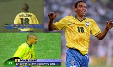 Футбольний турнір на Олімпіаді-1996: час, коли Роналдо був Роналдіньо