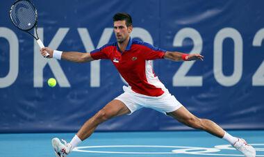 Тенісний турнір ОІ-2020. Визначилися всі учасники 1/4 фіналу у чоловіків