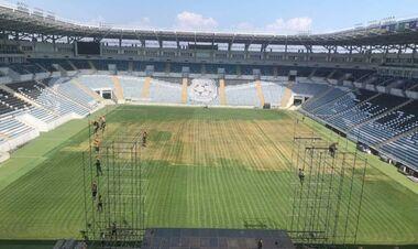 Мэр Одессы взял под контроль ситуацию со стадионом Черноморец