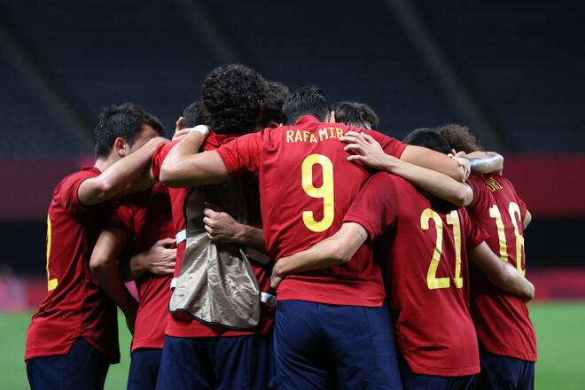 Испания – Аргентина. Прогноз и анонс на матч Олимпийских игр
