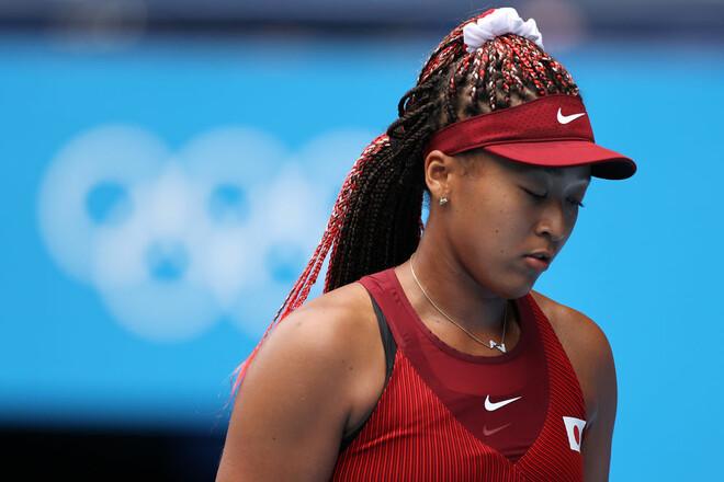 Медали не будет. Наоми Осака покидает Олимпиаду в Токио