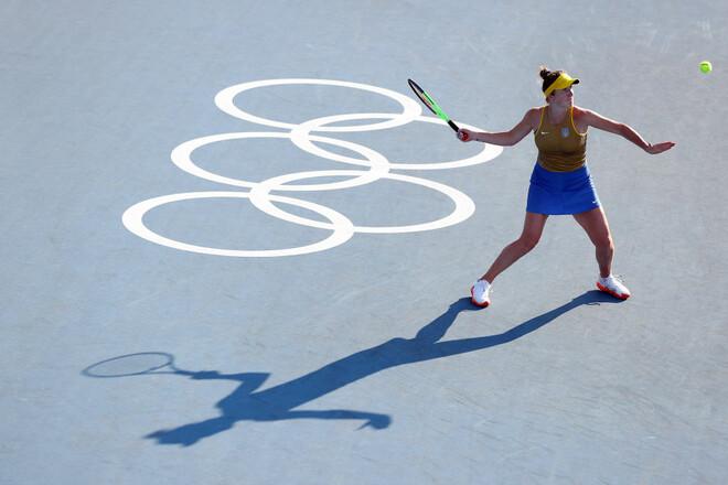Еще один камбэк! Свитолина пробилась в четвертьфинал Олимпиады в Токио