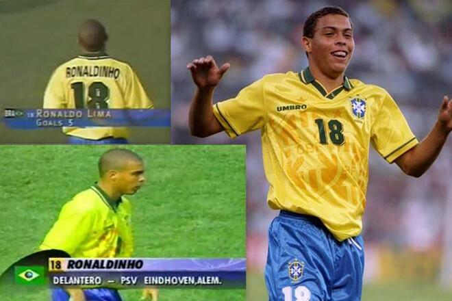 Футбольный турнир на Олимпиаде-1996: время, когда Роналдо был Роналдиньо