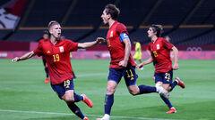 Где смотреть онлайн матч Олимпийских игр Испания – Аргентина