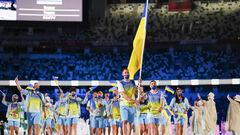 Прокляття – міф. Вперше український прапороносець виграв медаль Олімпіади