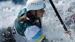 Виктория УС: «Хочу показать Украине, что есть такой спорт – гребной слалом»