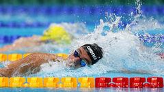 Олимпийский рекорд! Украинец Романчук вышел в финал Олимпиады в Токио