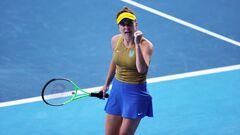 UA: Перший покажет четвертьфинальный матч Свитолиной в прямом эфире