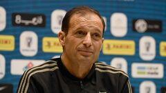 Массимильяно АЛЛЕГРИ: «Сказал Роналду, что на нем больше ответственности»