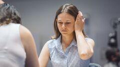 Анна Музычук вышла в полуфинал КМ и прошла на турнир претенденток
