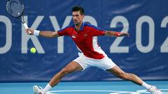 Теннисный турнир ОИ-2020. Определились все участники 1/4 финала у мужчин