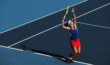 Тенісний турнір ОІ-2020. Кривдниці сестер Кіченок програли в півфіналі