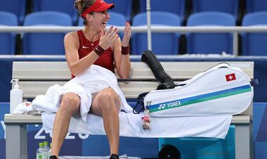 Бенчич гарантировала Швейцарии две олимпийские медали в Токио