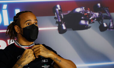 Хэмилтон перед Гран-при Венгрии раскритиковал местный закон о ЛГБТ