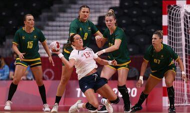 Жіночий гандбольний турнір Олімпіади-2020: розклад та результати