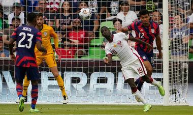 Сборная США вышла в финал Золотого кубка КОНКАКАФ