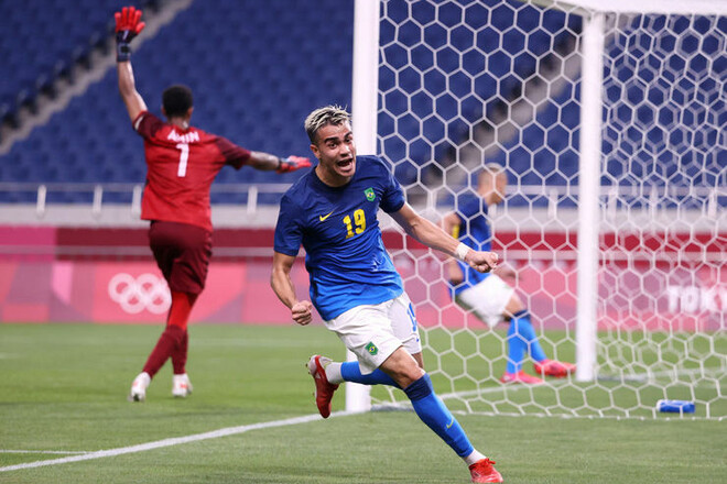 Футбол на ОИ-2020. Бразилия в плей-офф, Германия за бортом