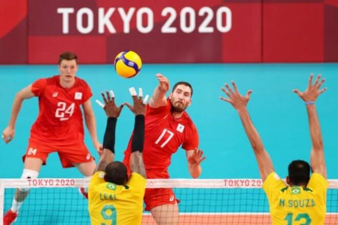 Волейбол на Олимпиаде 2020: расписание и результаты
