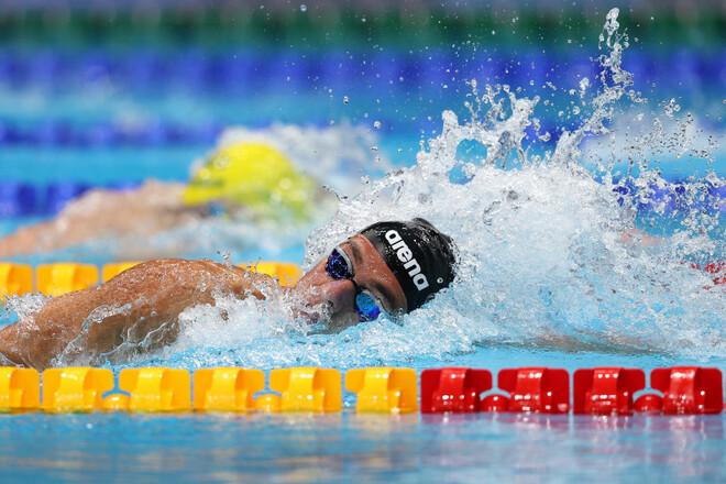 Романчук завоював для України першу медаль Олімпіади в плаванні за 17 років