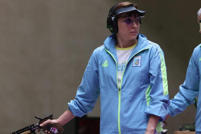 Костевич – шестая после первой квалификации в стрельбе с 25 метров