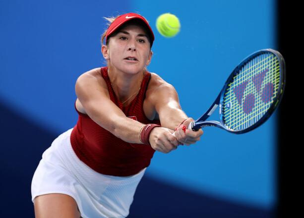 Определилась первая финалистка теннисного турнира на Олимпиаде в Токио