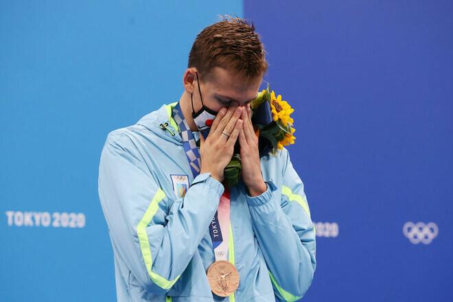 Сборная Украины завоевала юбилейную олимпийскую награду