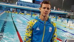 Плавание. Трояновский не вышел на старт квалификации