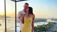 Марина Бех-Романчук — мужу: «Ты — мой герой!»