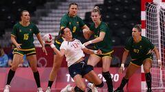 Женский гандбольный турнир Олимпиады-2020: расписание и результаты