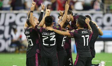 Мексика вырвала победу над Канадой и вышла в финал Золотого кубка КОНКАКАФ