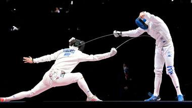 Фехтование. Сборная Украины финишировала на Олимпиаде вне топ-5