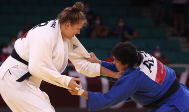 Елизавета КАЛАНИНА: «Вот такое завершение Олимпийских Игр»