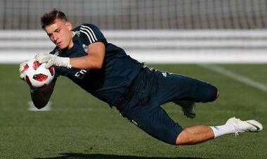 Источник: Лунин останется в Реале на следующий сезон вторым вратарем