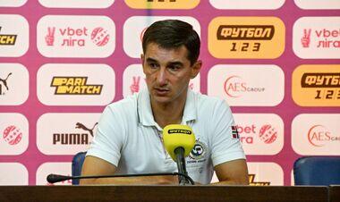 Валерій КРИВЕНЦОВ: «Програли, але я пишаюся командою»
