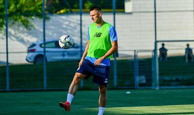 Денис АНТЮХ: «Играть за Динамо — огромная честь и большая ответственность»