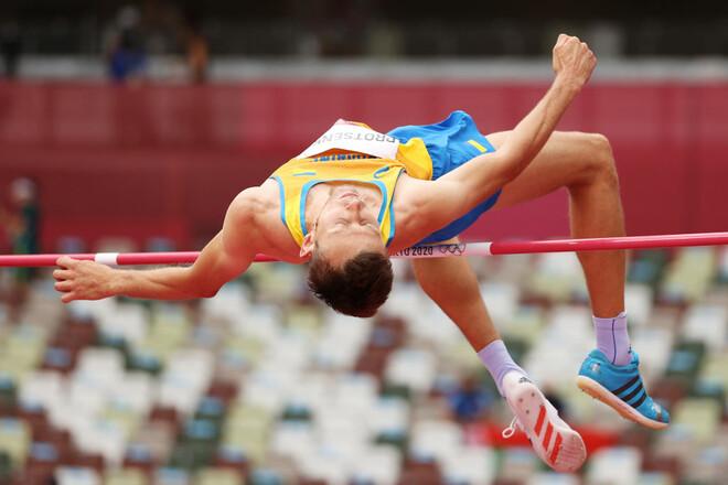 ПРОЦЕНКО: «Побачив, що 14 спортсменів стрибнули на 2.25 і дав слабину»