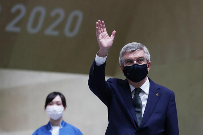 Томас БАХ: «Найголовніше, чим відрізняється Олімпіада у Токіо — це емоції»