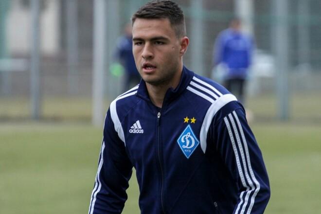 Воспитанник Динамо перешел в клуб из Казахстана