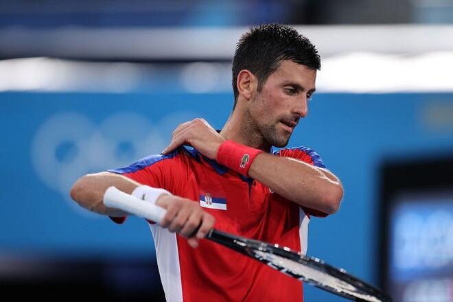 Новак ДЖОКОВИЧ: «Приехал на Олимпиаду совершенно вымотанным»