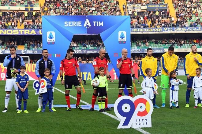 В Серии А продлили правило пяти замен еще на сезон