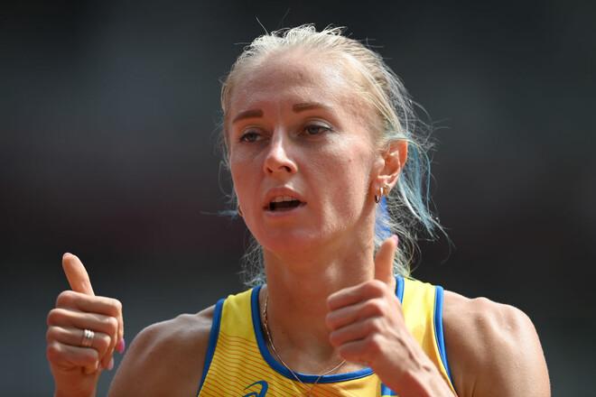 Ткачук и Рыжикова вышли в полуфинал ОИ на дистанции 400 м с барьерами