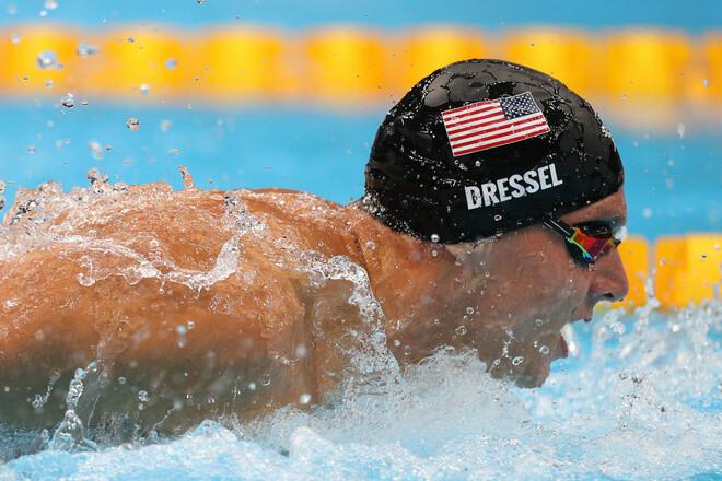 Калеб Дрессел установил мировой рекорд в плавании на 100 м баттерфляем