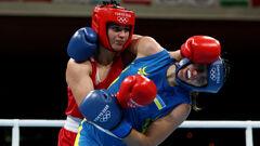 Бокс. Медали не будет. Лысенко без шансов проиграла в 1/4 финала