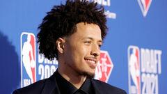 Состоялся драфт НБА-2021. Детройт под первым номером выбрал Каннингема