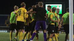 Украинские клубы пропустили 10-й мяч в еврокубках в дополнительное время