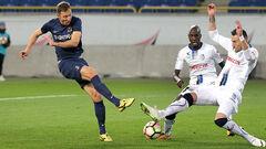 Черноморец – Днепр-1 – 0:3. Текстовая трансляция матча