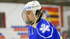 Узнал новость в поезде. Впервые за 14 лет украинец был выбран на драфте НХЛ