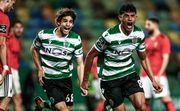 Спортинг обыграл Бенфику и упрочил лидерство в чемпионате Португалии