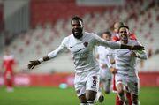Динамо предлагало за Бупендзу 9 миллионов евро, Хатайспор отказал